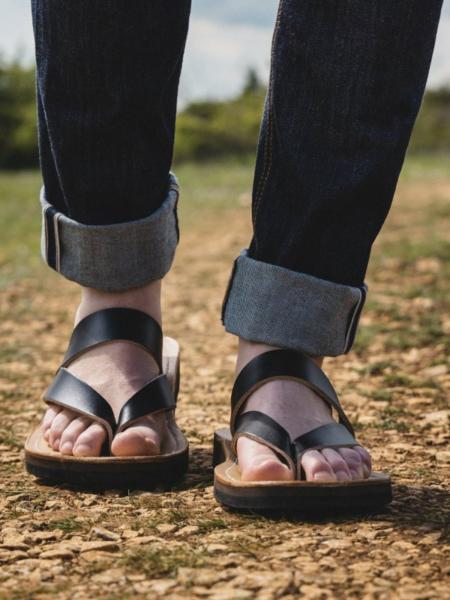 Sandales Gandhi Homme