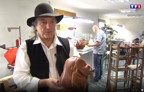 Le sac du Berger au JT de TF1